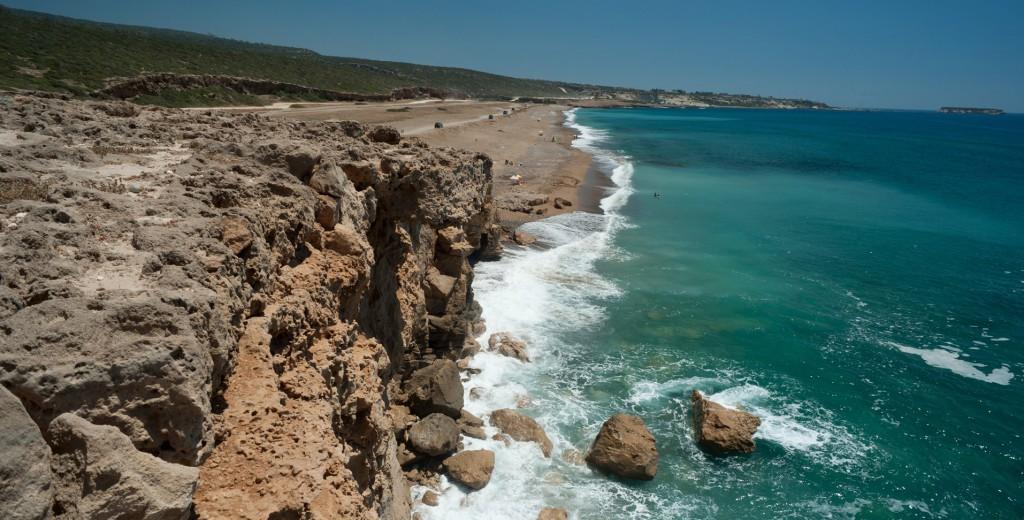 Полуостров Акамас, черепашьи пляжи