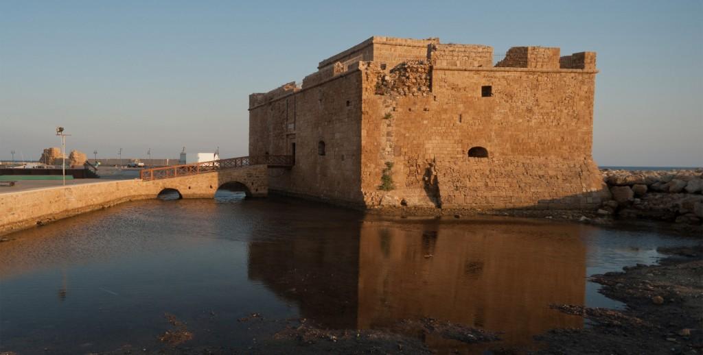 Старая крепость в Пафос