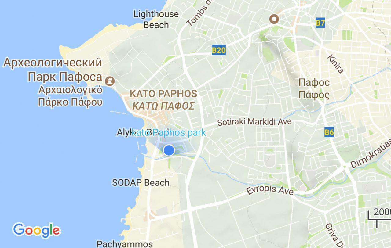 карта апартаментов