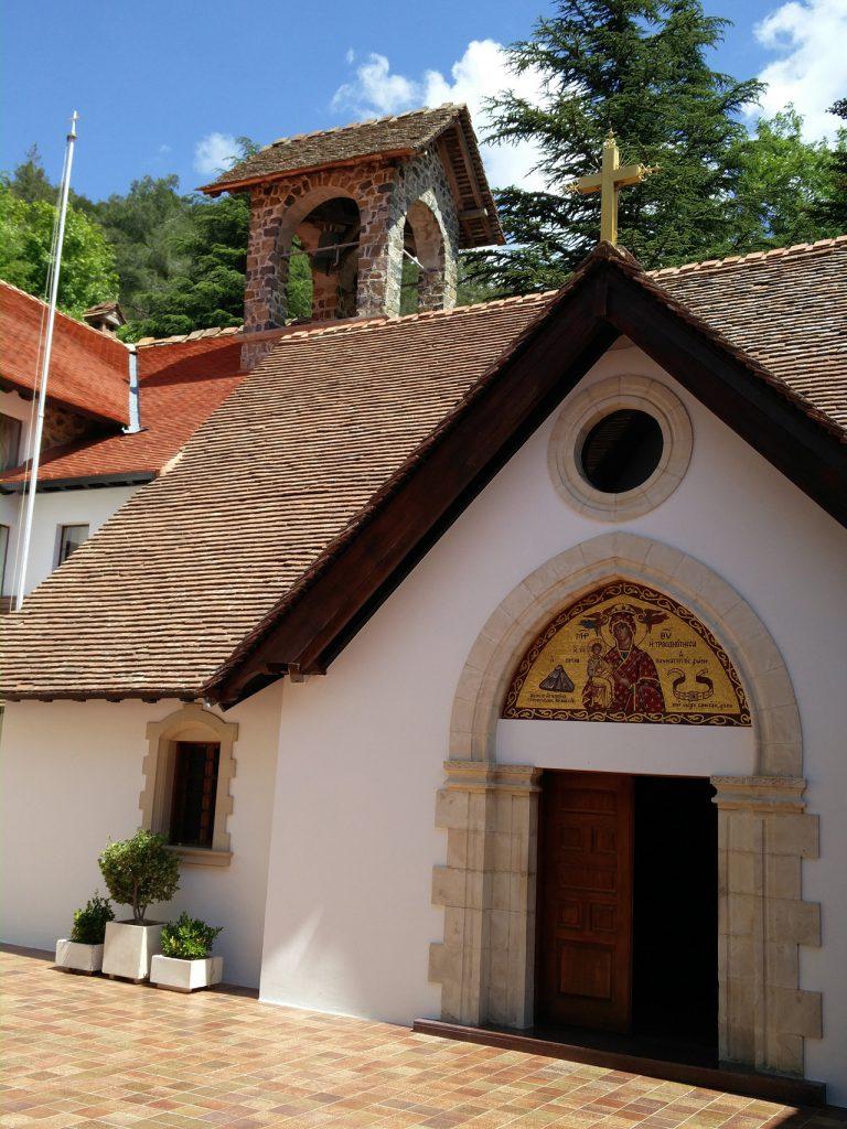 Монастырь Троодиссита