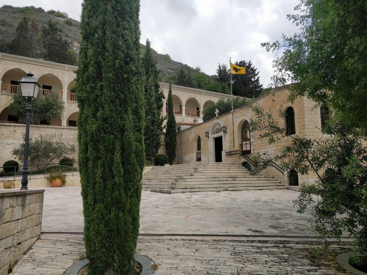 Монастырь св.Неофита